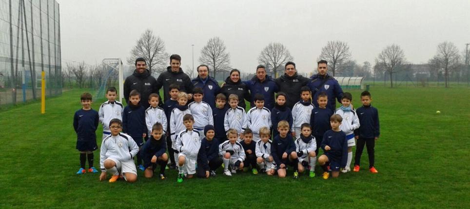 Scuola Calcio 14 12 2014